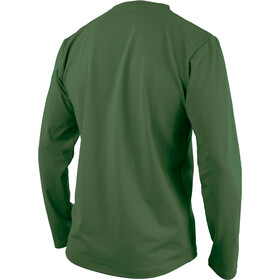 POC Resistance Enduro Jersey Men septane green